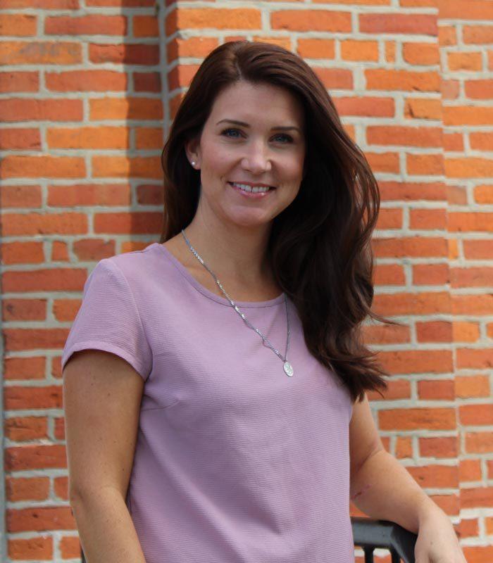 Courtney Sauvie